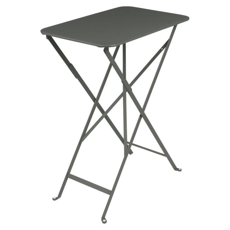 Tisch 37x57 cm Bistro, Bistrotisch, klappbare Gartenmöbel