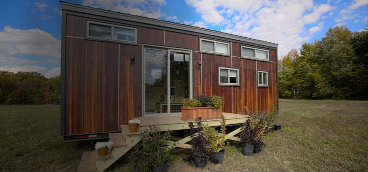 Tiny House Nation Tiny house exterior, Tiny house nation