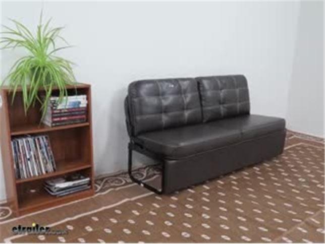 "Thomas Payne RV Jackknife Sofa with Leg Kit - 68"" Long - Poise Mahogany Thomas Payne RV Furniture 195-000015-017"