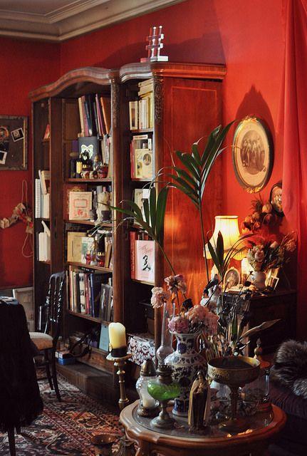 Chez Pandora by LisaRocaille, via Flickr