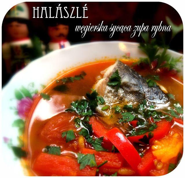 Kuchenna Kontrrewolucya: Węgierska zupa rybna - Halászlé