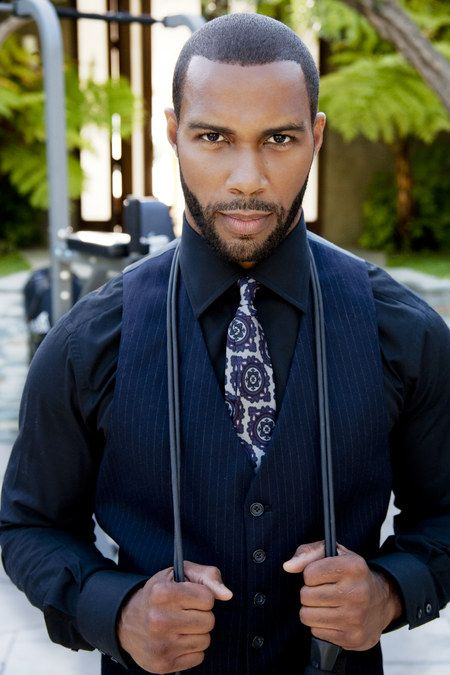 EXCLUSIVE: Omari Hardwick Talks Sparkle - The actor plays Levi in this musical drama featuring Whitney Houston's final performance, arriving in theaters August 17.