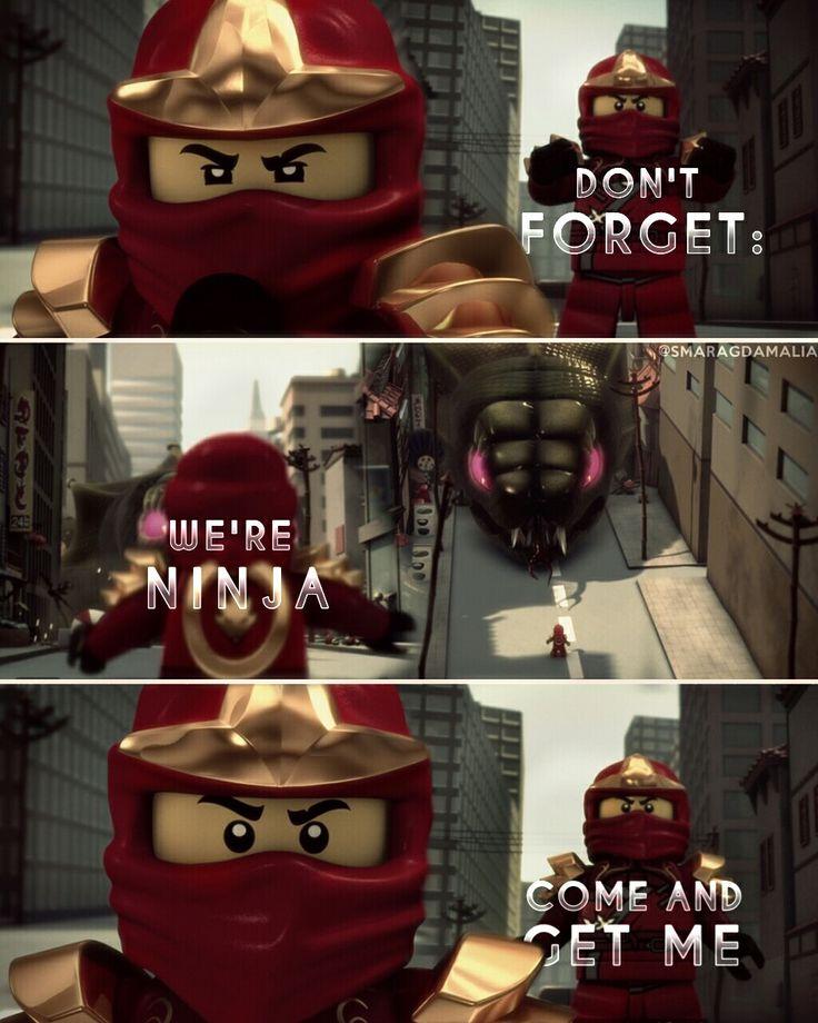 """#Ninjago Kai [ """"don't forget: we're ninja. Come and get me."""" ] #ninjagoquote #season2 #kaismith My edit. Hope you'll like it. Give me credit if you repost. :-)"""
