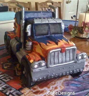 OMG, @Rebecca Kristick, is this NOT the perfect cake for Eric or what???  LOL By CakeDesigns
