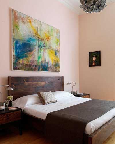 17 best ideas about colores para recamaras matrimoniales - Habitacion rosa palo ...