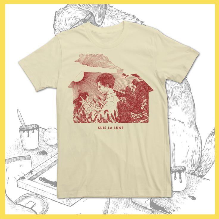 Good Job, Dog! - Suis La Lune - Lost Moments - T-Shirt