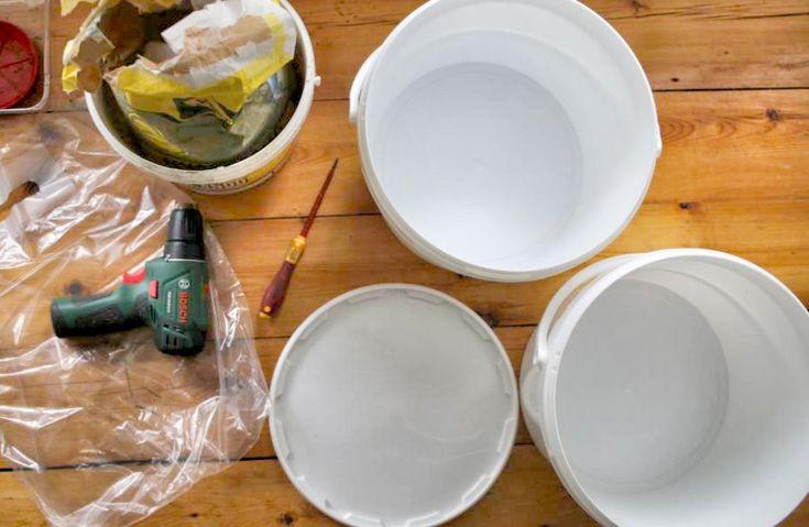 Bokashi selber herstellen - Kompostieren auf dem Balkon — Parzelle94.de
