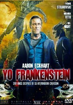 Yo Frankenstein online latino 2014 VK