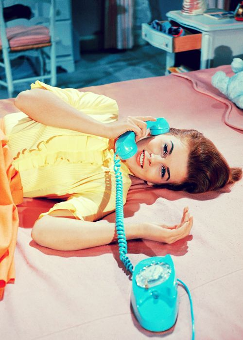 "Ann-Margret in ""Bye Bye Birdie"" [1963] the cinematography of this was so good. I love this film."