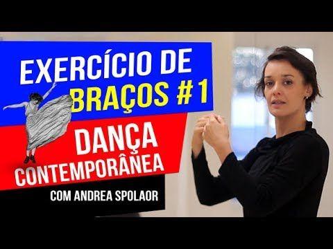Exercício de Braços #1 - Dança Contemporânea