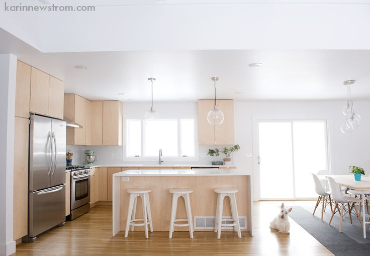 So, this is a bit of a departure from the norm here, but don't worry – there will still be puppies! After years of renting, we finally made the plunge and purchased our first home. We wanted something open and modern with lots of natural light. Thanks to our HGTV-watching experience, we had a good …