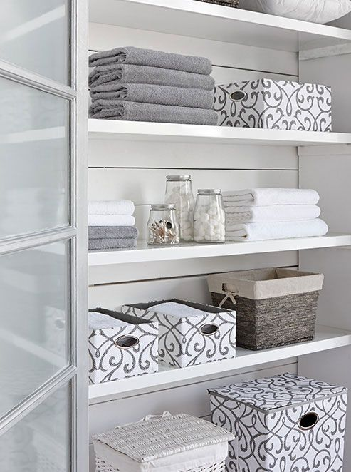 Modern Storage Baskets, Storage Boxes and More| Bouclair.com
