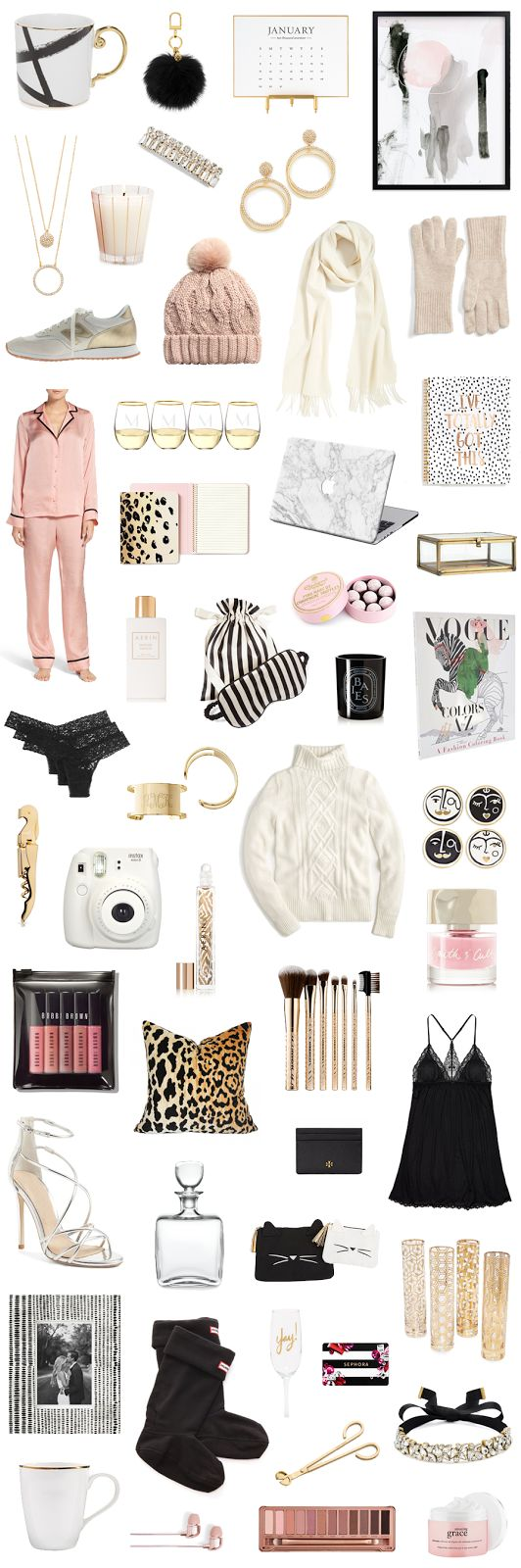 Holiday Gift Guide: 50 Under $100 | bright and beautiful | Chicago Fashion + Lifestyle Blog