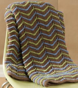 Knitting & CrochetingBaby Afghans, Knits Crochet, Chevron Pattern, Zigzag Knits, Knits Pattern, Baby Blankets, Afghans Pattern, Knits Afghans, Knits Projects