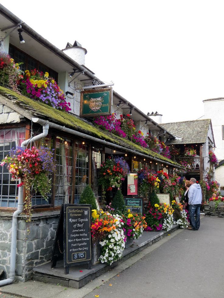 Bowness-on-Windermere, The Lakes District