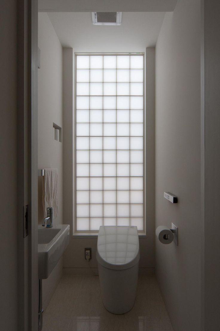 バス/トイレ事例:トイレ(国領の家)