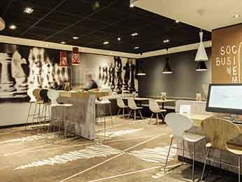 Cheap hotel EDINBURGH - ibis Edinburgh Centre Royal Mile - Hunter Square (new rooms)