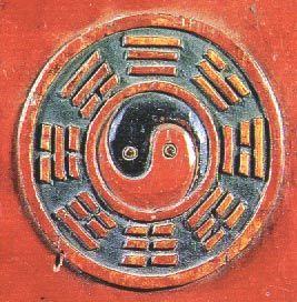 Bagua Medicine Wheel