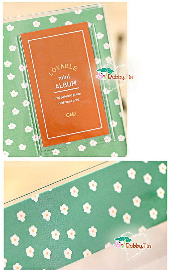 Kawaii Polaroid Photo Album Instax Fuji Scrapbooking by BobbyTin