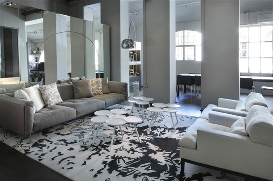 52 best showrooms images on pinterest showroom couches for Showroom divani milano