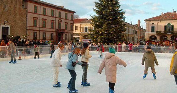 Pattinaggio sul ghiaccio Cervia  http://www.sagreromagnole.it/pattinaggio-sul-ghiaccio-cervia/