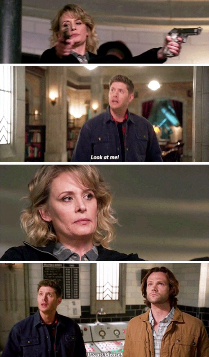 Supernatural 12x21 Oh yeah, that is the sound of my heart shattering after that whole entire episode