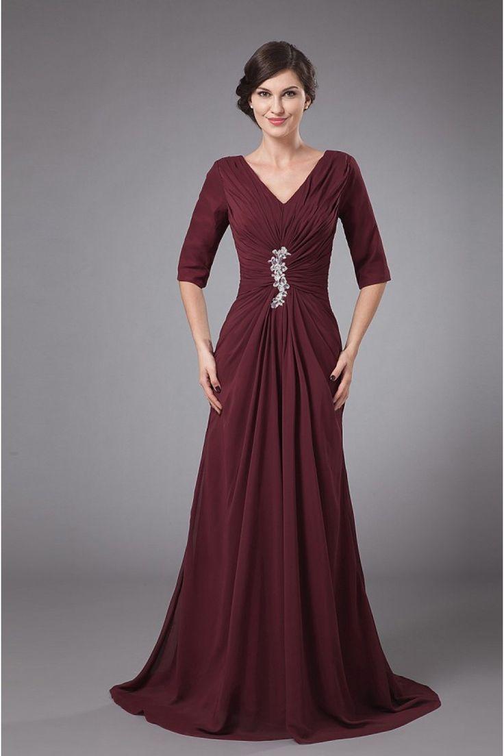 Elegante kurze kleider fur brautmutter