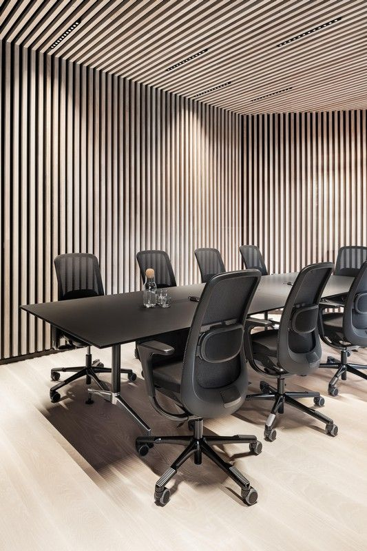 As with everything HÅG does, the HÅG SoFi range fuses aesthetics and function to produce beautiful  and user-friendly solutions #InspireGreatWork #design #Scandinavian #office #chair #ergonomics