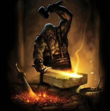 Hephaestus is the Greek god of forges, fire, technology, craftsmen, sculptors, volcanoes, and blacksmiths. His symbols are the ax, an anvil, a pair of tongs, hammer, and fire. His Roman counterpart is Vulcan. Hephaestus is portrayed by Conrad Coates in the film adaptation of The Lightning Thief. Due to Zeus being an unfaithful husband, Hera was angry at his actions. She then gave birth to Hephaestus on her own. He was an ugly and deformed child. When Hera saw the unsightly appearance of…