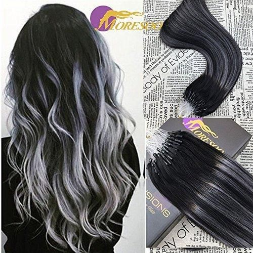 328 best moresoo human hair extension images on pinterest hair color micro loopring human hair extension on sale no glue and no damage to your hair easy to apply pmusecretfo Choice Image