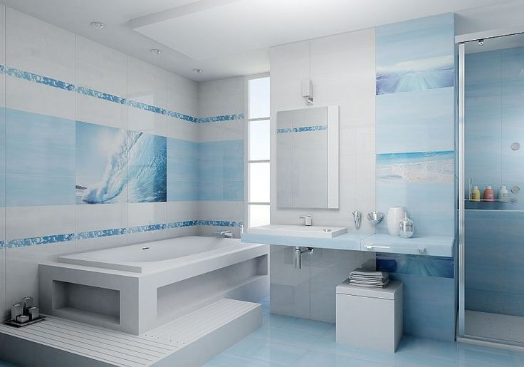 http://www.kreocen.pl/kreowskaz/2015/marzec.html?page=19 #bathroom #łazienka #lazienka #homedecor #styl #marynistyczny #design #nowoczesny #kreowskaz #wanna