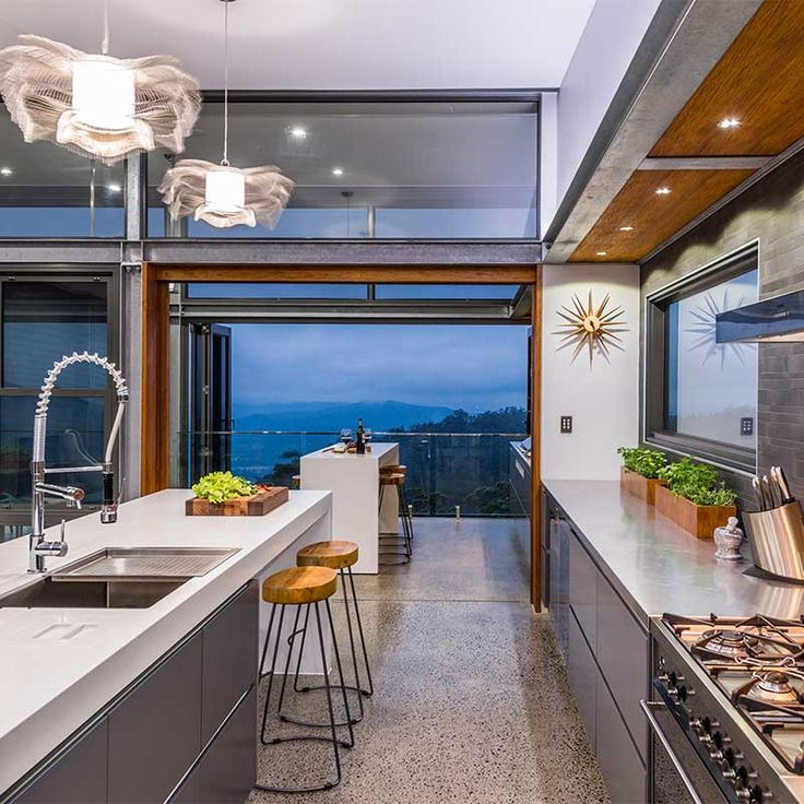 Amazing Kitchen Design By Sublime Architectural Interiors Photos Steve Ryan As Seen In