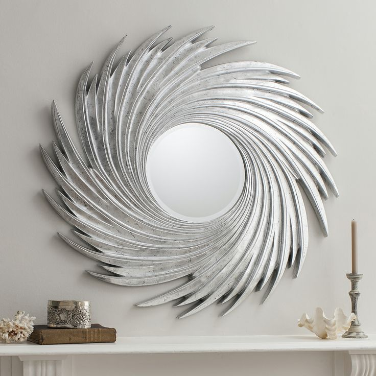 21 best images about mirror mirror on the wall which for Extra large round mirror