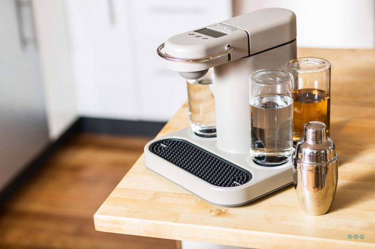 Bartesian, An Easily Programmable Countertop Capsule Cocktail Machine
