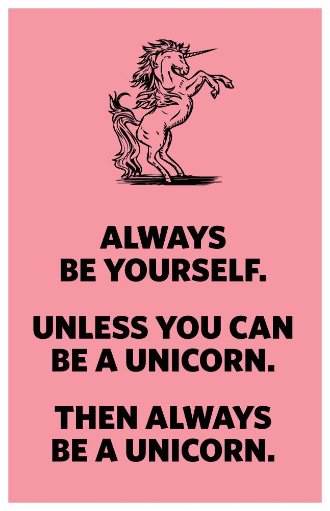 Always Look To Improve Yourself It Can Be Hard To Get The: Unicorn With Mustache - Google Search