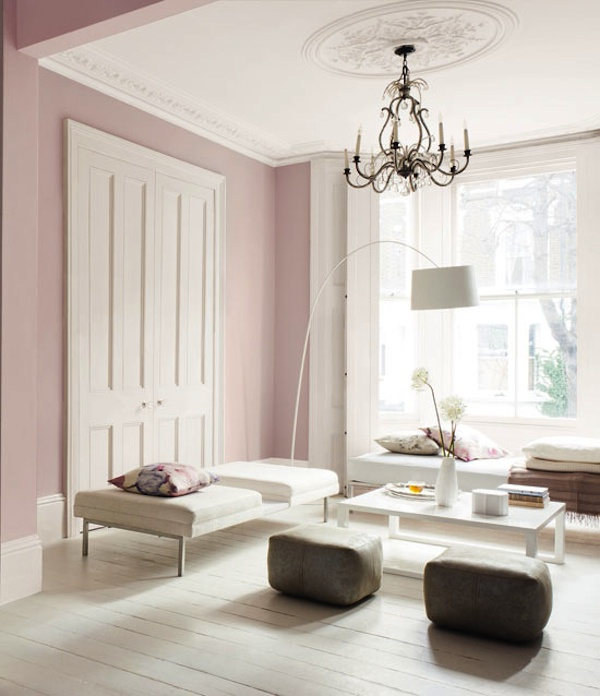 INSPIRED BY: PASTEL PINK | pink room by style at home