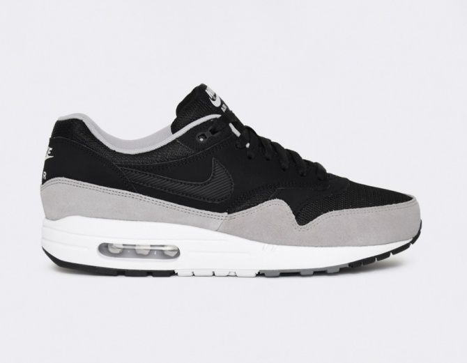 Nike Air Max 1 Black/Flint sneakers
