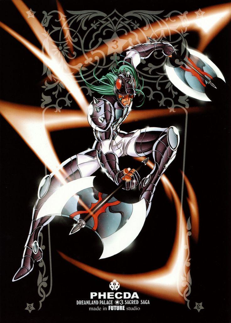 Males Saint Seiya Future Studio Saint Seiya Future Studio God Warrior Phecda Gamma Thor