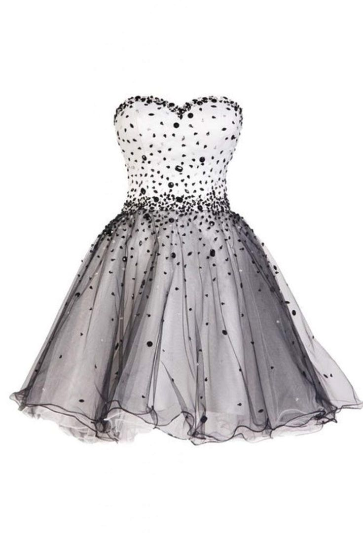 Ellames Sweetheart Short Prom Cocktail Homecoming Dresses For Juniors