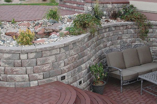 Small Retaining Wall Ideas - Bing Images