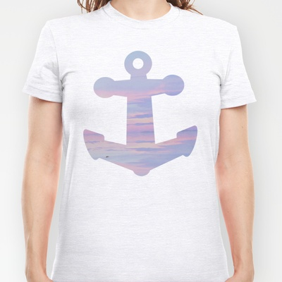 """""""SAILORS DREAM!""""  men's and women's fitted T's and Hoodies in various colours and sizes available at Society6! HOODIES $38 FITTED T's $22"""
