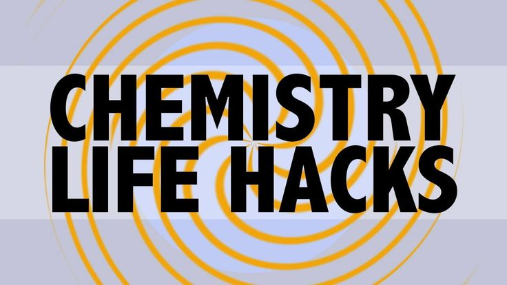 The American Chemical Society is kicking off their new Reactions YouTube channel with a video that is one-part Mendeleev, one-part MacGyver: Chemistry Life Hacks.