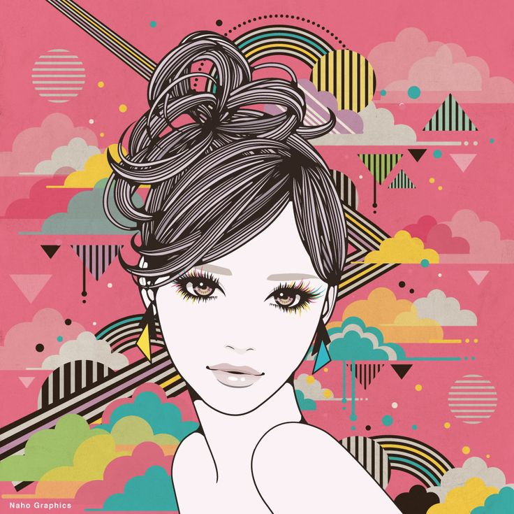 【web】http://naho.tv/ 【twitter】https://twitter.com/NahoGraphics 【instragram】https://www.instagram.com/naho_note/  #illustration #drawing#art#design #fashion #hair #hairstyle #face#design #イラスト #イラストレーション #アート #女性イラスト #ドローイング #絵 #make #メイク #女の子 #girl #woman #女性 #ファッション #カラフル #コラージュ #collage
