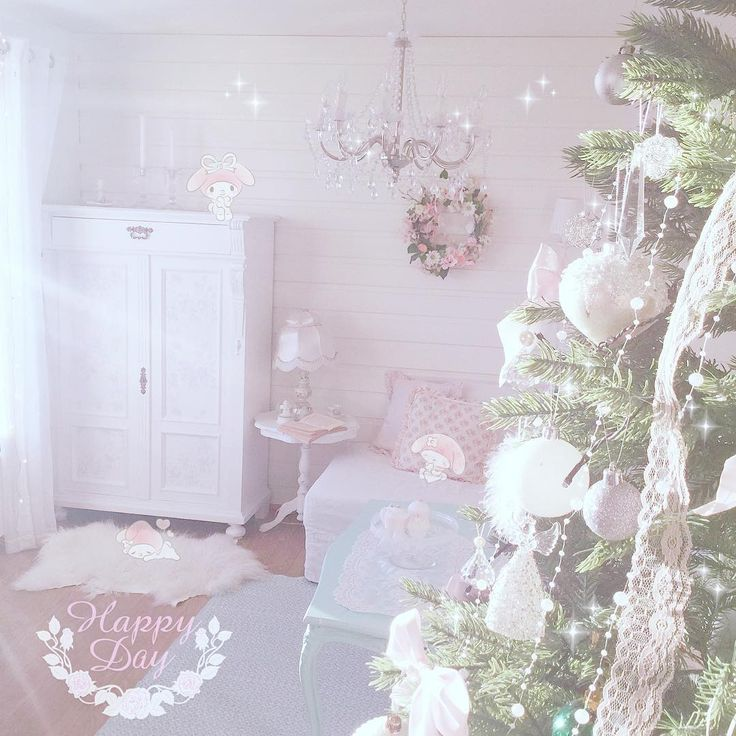 Shabby chic interior