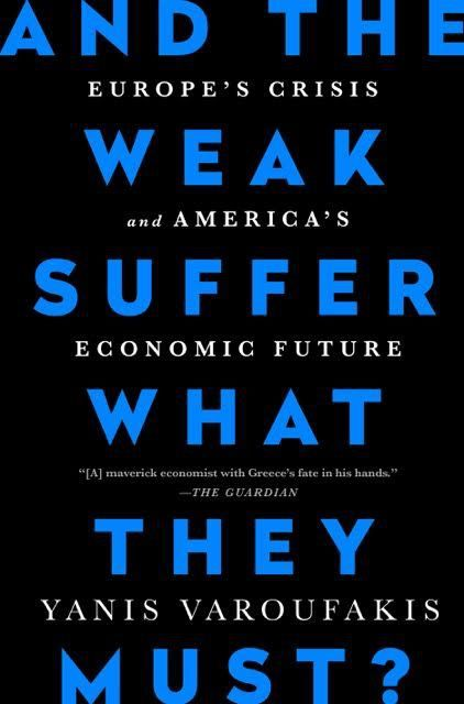 """""""The strong do as they can and the weak suffer what they must."""" —Thucydides  My new book offers a history of Europe's monetary union. America plays a central role in the narrative. Indeed, the book begins with developments in Washington D.C. in the run up to the Nixon Shock of August 1971 but also ends with an account of how the Eurozone's crisis affects the United States and the world economy today. In between, the story of how Europe mishandled its yearning for a common currency by…"""