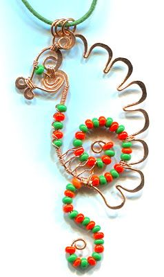 WireWorkers Guild: SEAHORSE TUTORIAL