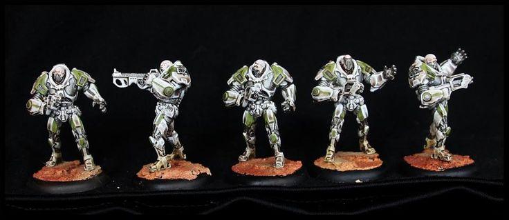 Chasseurs de Cybertronic