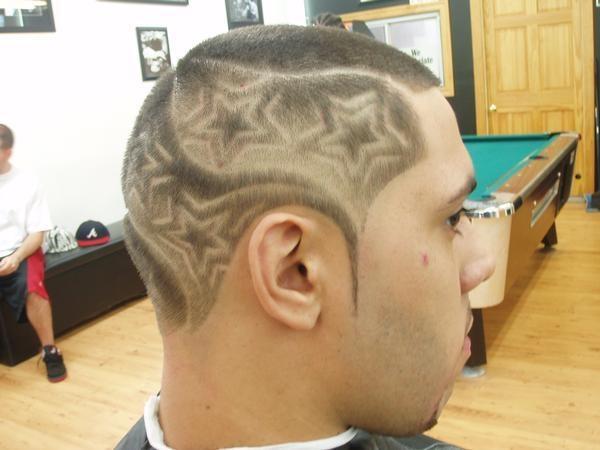 barber design