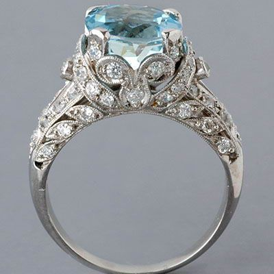 546 Best Jewelry Rings Images On Pinterest Gemstones Gems And