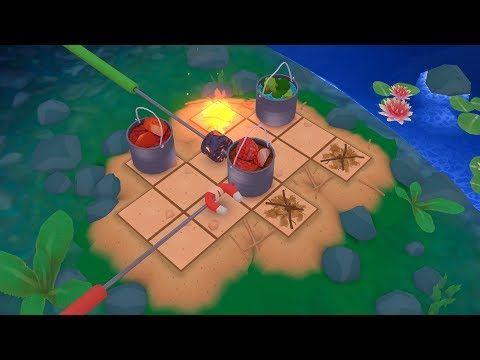 'Campfire Cooking' is the New Logic Puzzler from the Maker of the Excellent 'Puzzlepops!', Coming in October    During GDC last year, I sat down with former Halfbrick designer turned solo developer Layton Hawkes to check out his then-upcoming logic puzzler Puzzlepops! [$1.99]. The game was filled with devilishl   http://toucharcade.com/2017/09/25/campfire-cooking-teaser/